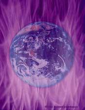 earthinvioletflame