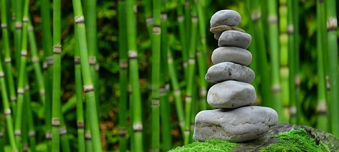 Cairn-and-Bamboo